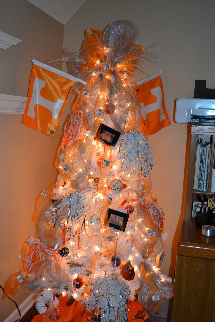 TN Vol tree in the office.
