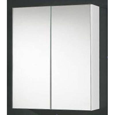 Kander Pencil Edge Shaving Mirror Cabinet & Reviews | Temple & Webster