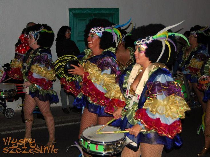 Karnawał w Haria na Lanzarote
