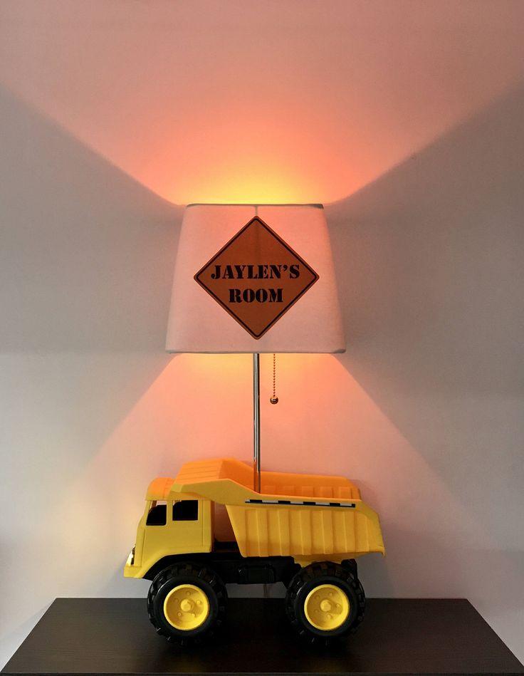 Boy Truck Lamp : Best custom vehicle lamps images on pinterest buffet