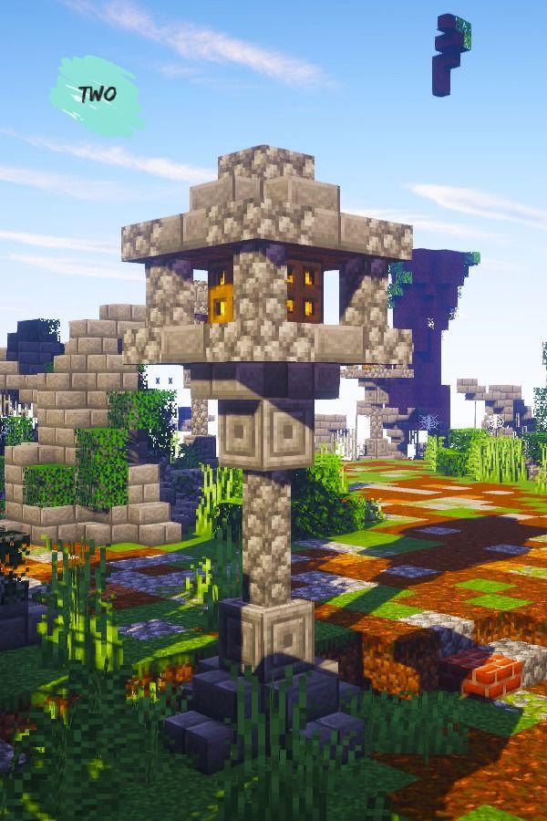 Minecraft Simple Lamp In 2020 Minecraft Amazing Minecraft Minecraft Medieval