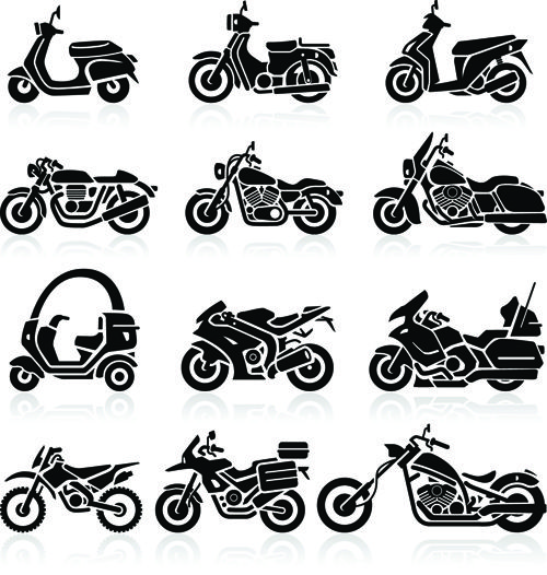 motorbike drawing - Google Search