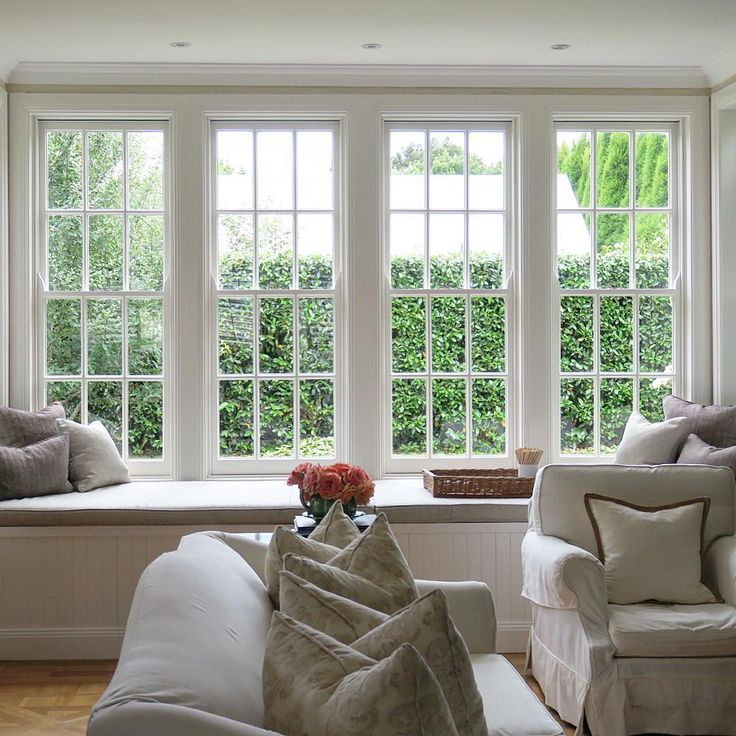 Love Big Windows Just Like These Ones At Melissa Penfolds Beautiful Country Home In The Southern Highlands