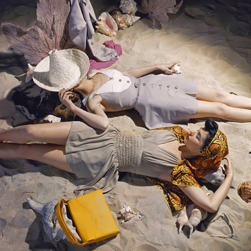 Deshilachado: Verano Vogue / Vogue Summer