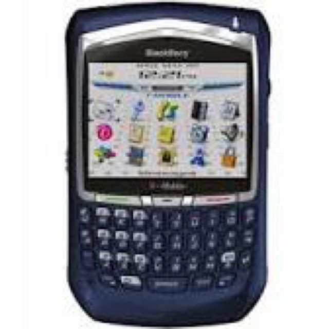 blackberry 8530 gps tracker