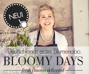 bloomydays.de - fresh flowers delivered