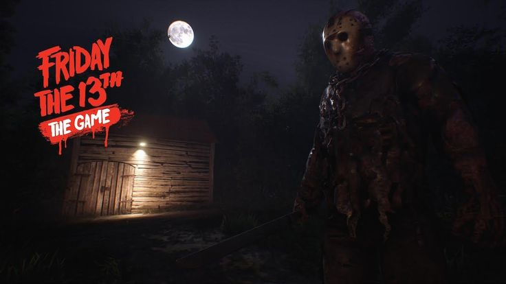 Gaming Moment Ends up in Tears [Friday the 13th] (5:53)