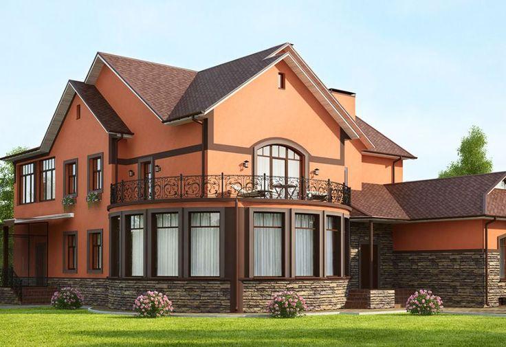 фасады частных домов - Поиск в Google