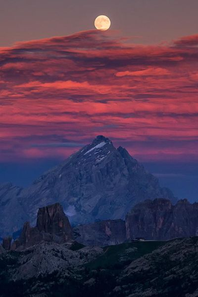 Antelao - Dolomiti, Itália