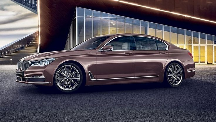 2017 bmw 7 series rose quartz edition - DOC692580