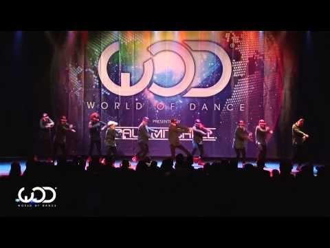Beat Flava | 1st Place | World of Dance Europe 2013 (Belgium)