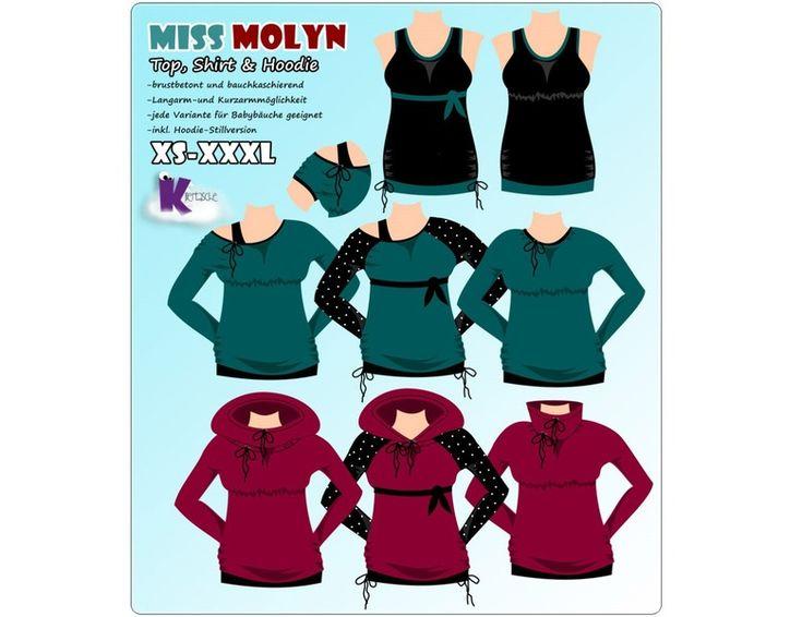 Ebook+Miss+Molyn+von+KillerTasche's+Shop+auf+DaWanda.com