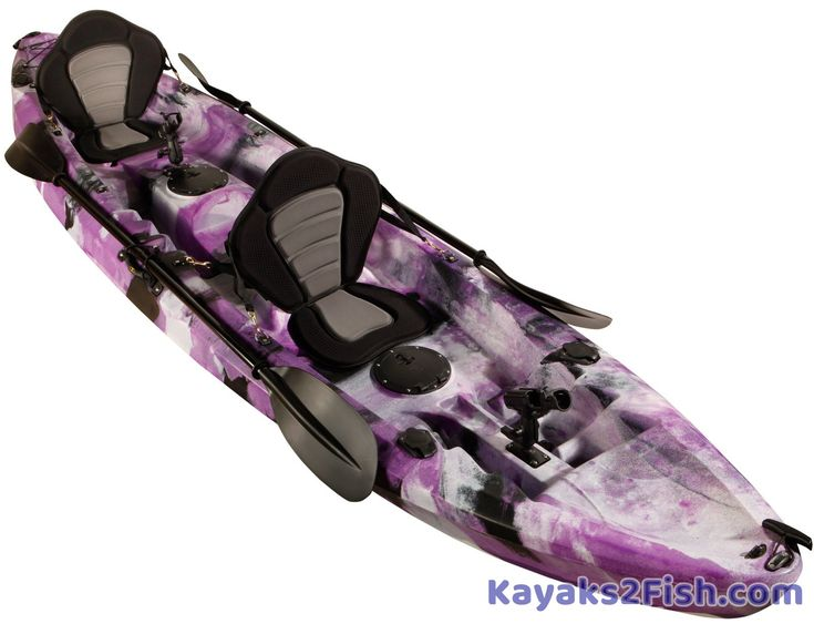 Inflatable Tandem Kayak For Sale