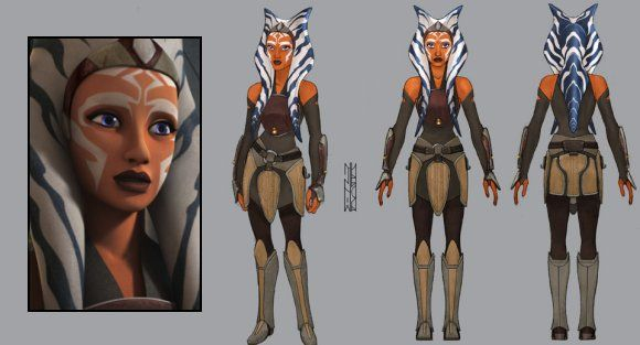 ahsoka tano rebels - Google Search