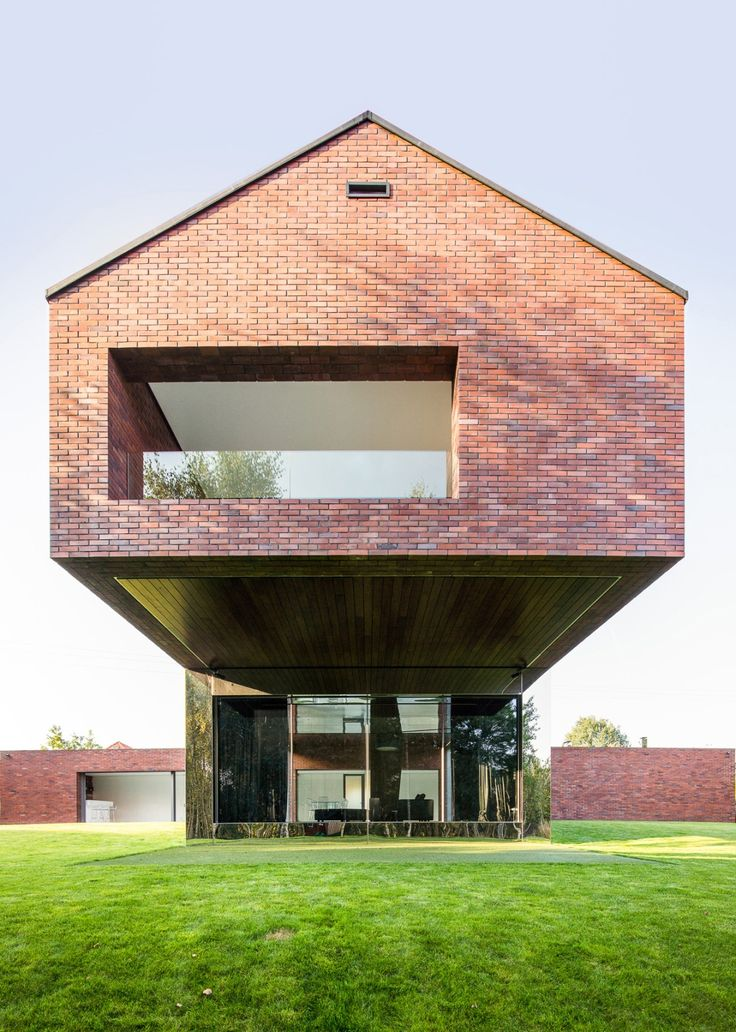 Living-Garden House, Katowice, Robert Konieczny, KWK Promes