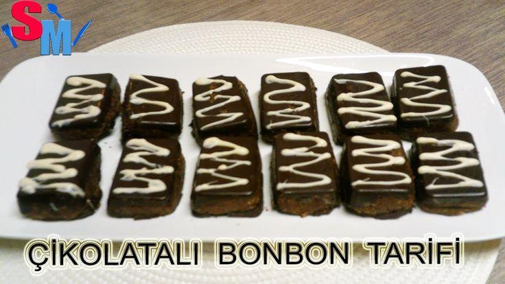 Çikolatalı Bonbon Tarifi Nasıl yapılır Sibelin mutfağı ile yemek tarifleri