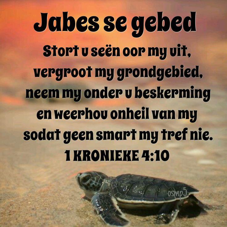 Jabes se gebed