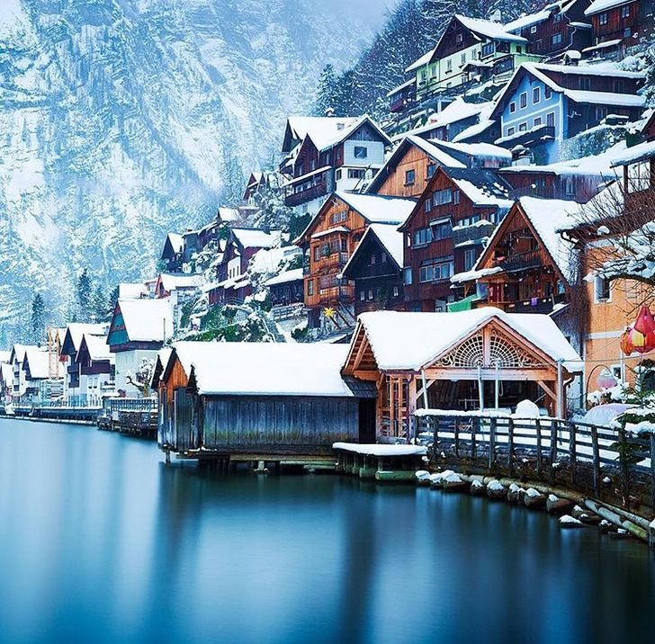 Hallstatt, Austria - Imgur