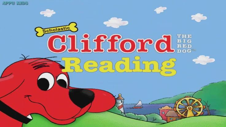Clifford the Big Red Dog full episodes ᵔᴥᵔ Clifford Reading ᵔᴥᵔ Clifford...