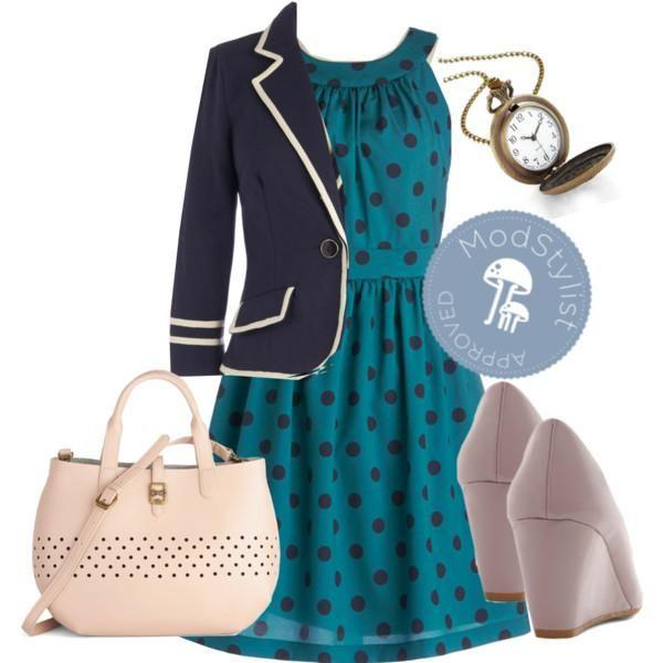 #workwear #funfrocks #wedges