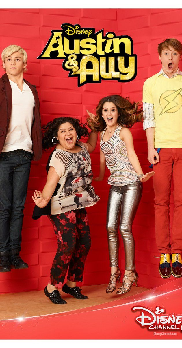 "Now watching on the Disney Channel: Austin & Ally ""Scary Spirits & Spooky Stories"""