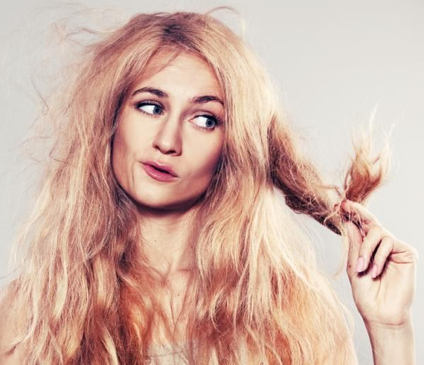 How to Care for Burnt Hair - 10 steps (with images)