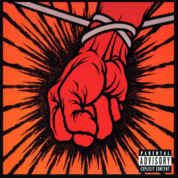 Metallica - St. Anger [ LP ] Tracklist - Frantic 5:50 - St. Anger 7:21 - Some Kind Of Monster 8:25 - Dirty Window 5:24 - Invisible Kid 8:30 - My World 5:45 - Shoot Me Again 7:10 - Sweet Amber 5:27 - T