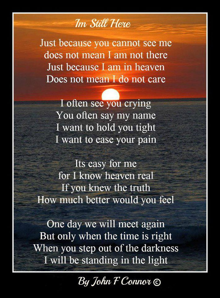 Words of Wisdom: Loss of Loved Ones