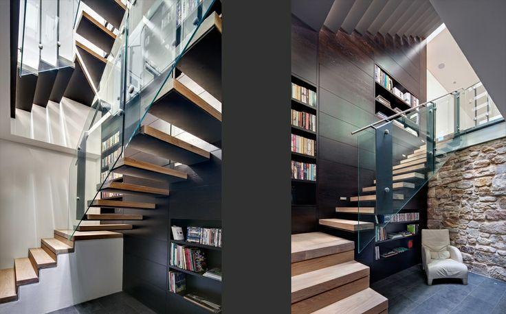 Tzannes _Stair cupboard