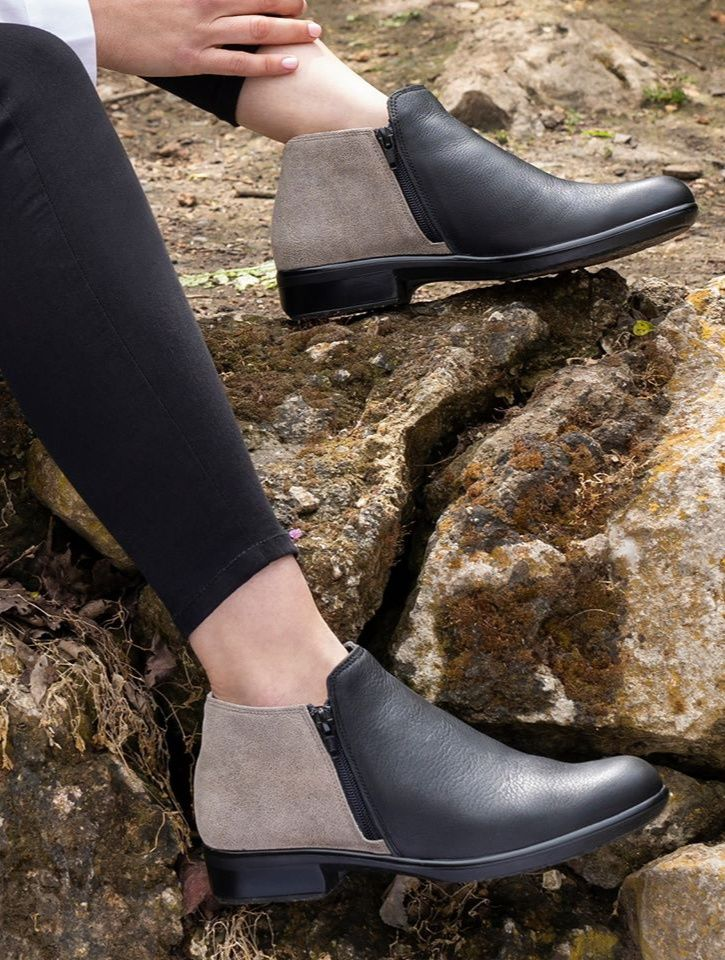 6 Ankle Boots Bring Blissful Comfort to