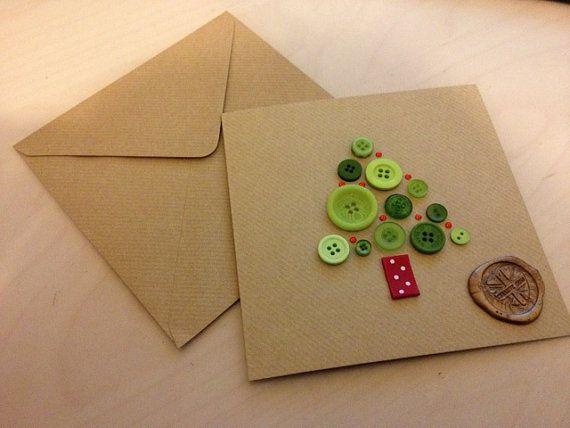 O Christmas Tree Chirstmas Card with a cute by CreativeGemsGB, https://www.facebook.com/CreativeGemsGB