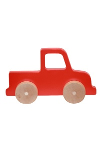 eco wooden push toy