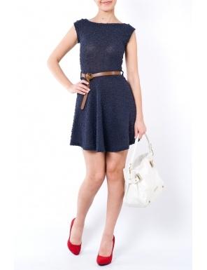 Rochie semiclos Bleumarin  Brand: Yard