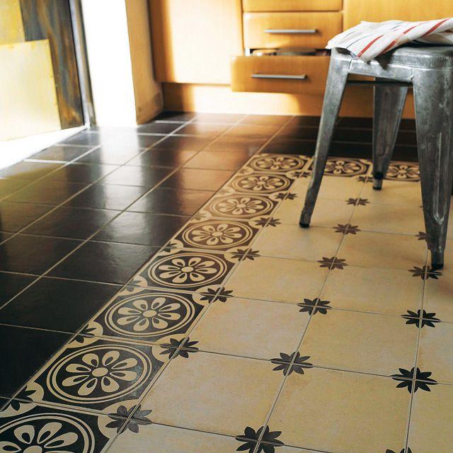 carrelage noir d cor versailles 20 x 20 cm castorama carrelage versailles castorama. Black Bedroom Furniture Sets. Home Design Ideas
