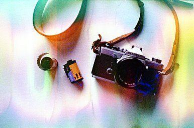Film: Kodak Gold 200 (35mm) · Lomography