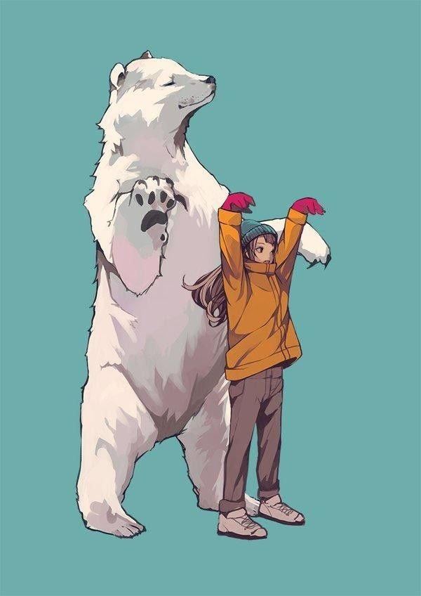 #Dessin de 7_kawa #Manga