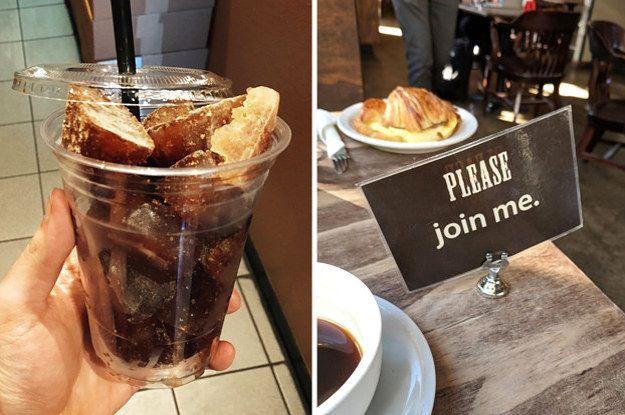 21 Genius Coffee Shops That Are Lightyears Ahead Of Everybody Else Easy To Make Snacks Coffee Shop Food Shop