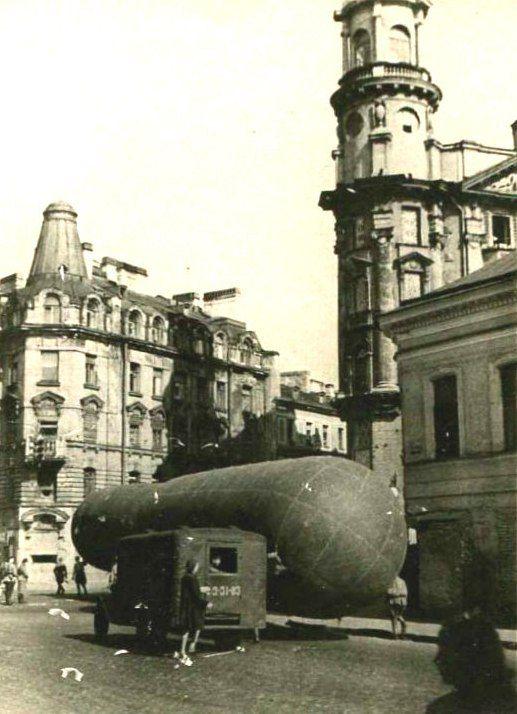 Пять углов.  1944 г.