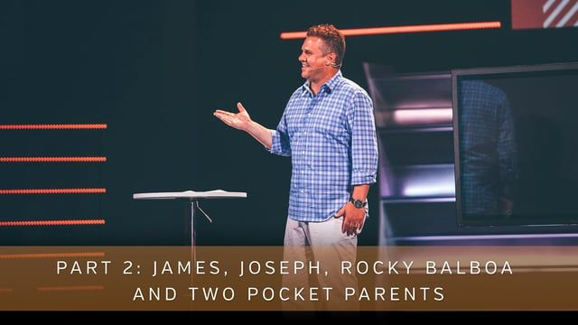 """James, Joseph, Rocky Balboa and Two Pocket Parents"" with Stuart Hall    To find out more about Port City Community Church or to connect with us, check us out at the links below!    www.portcitychurch.org  www.twitter.com/portcitychurch  www.instagram.com/portcitychurch  www.facebook.com/portcitychurch"