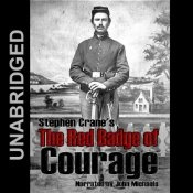 The Red Badge of Courage | [Stephen Crane]Worth Reading, Stephen Cranes, Book Worth, Classic Novels, Red Badges, Cranes Classic, Young Soldiers