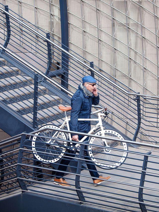 ほぼメンテナンスフリーで乗れる自転車 Urbanized Bikes Tabi Labo 自転車 自転車 メンテナンス ピストバイク