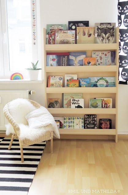 Die besten 25+ Bücherregal kinderzimmer Ideen auf Pinterest Ikea - designer mobel bucherregal
