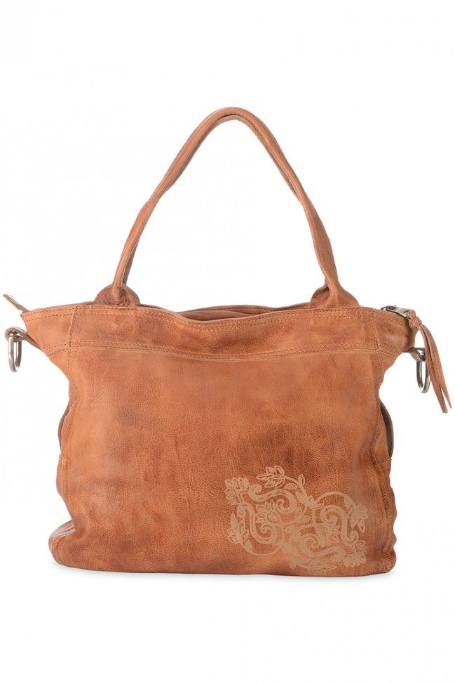 Shopper Bag Midbrown