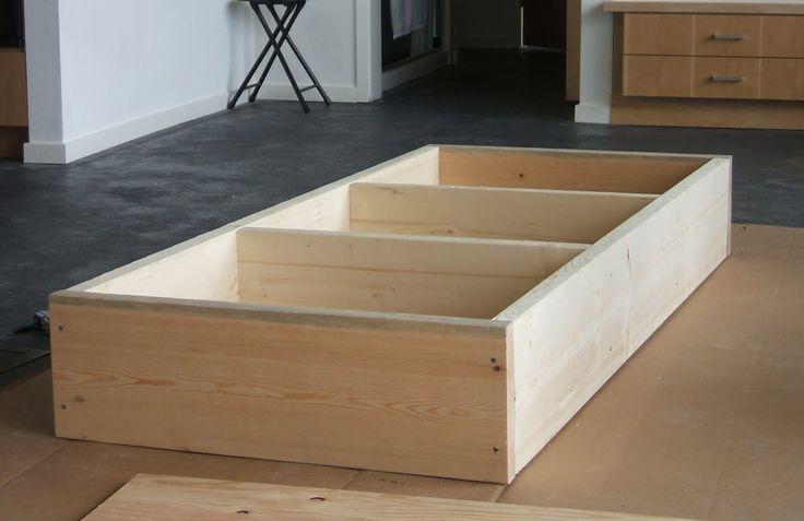 best 25 twin platform bed frame ideas on pinterest twin bed frames twin bed frame wood and. Black Bedroom Furniture Sets. Home Design Ideas