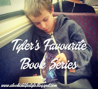 A Bookish Lifestyle: Tyler's Favourite Book Series