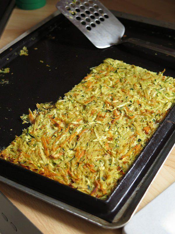 Légumes rapees