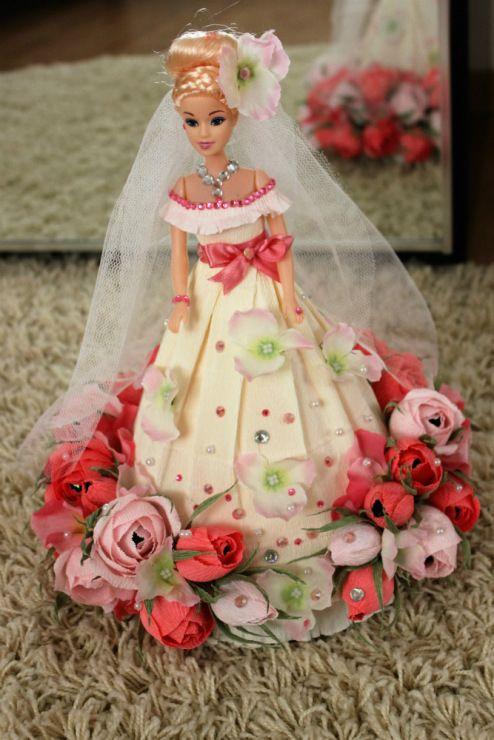(1) Gallery.ru / Фото #4 - Куклы с конфетами. - marinashramko