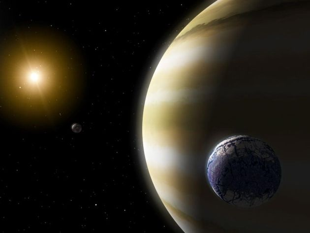 there could be billions of rogue planets wandering the cosmos, unbound to any star. But they are likely to have been kicked out of their stellar systems through violent gravitational interactions, and in the process lost any accompanying moons. An apparently free-floating planet with a half Earth-mass moon would be a new class of system that was not previously known to exist. Such a new discovery would require strong evidence.