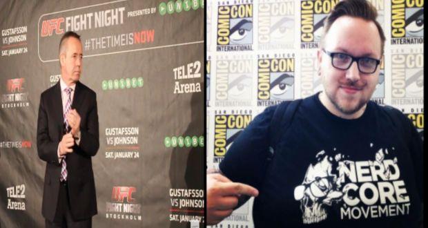 Episode 81 of the Talking Brawls MMA.com Podcast featuring: Damon Martin of FOX Sports.com & UFC EMEA Chief Dave Allen | TalkingBrawlsMMA.com