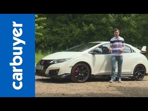 New Honda Civic Type R: price, specs, release date | Carbuyer